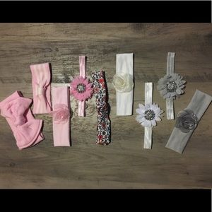 Set of Baby Headbands